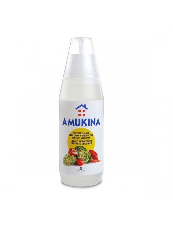 Amukina desinfectante frutas y verduras 500 ml