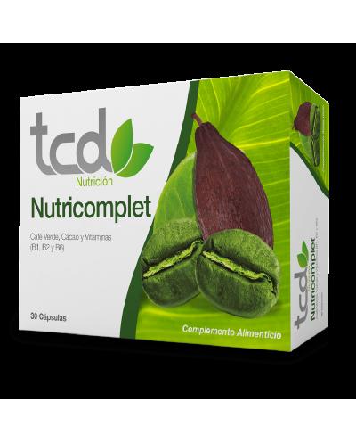 Tcd Nutrición Nutricomplet - 30 cápsulas