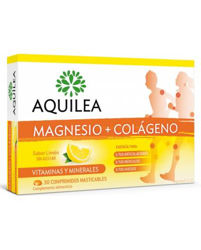 MAGNESIO + COLÁGENO -...