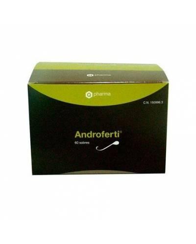 ANDROFERTI - 60 SOBRES