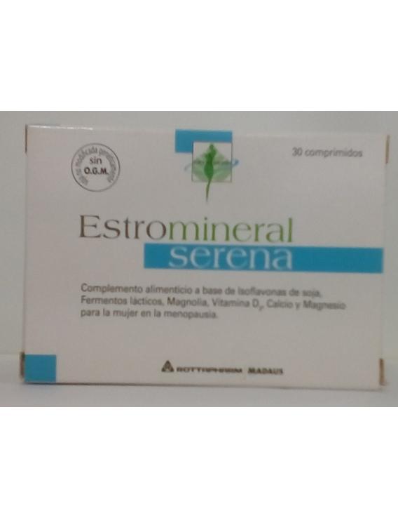 Estromineral - serena - 30 comprimidos
