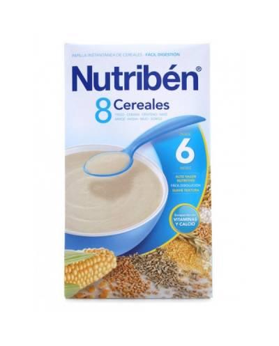 Nutriben 8 cerales 600 gr