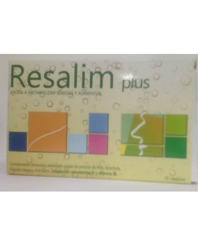 RESALIM PLUS - 10 CÁPSULAS