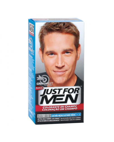 JUST FOR MEN - CASTAÑO...