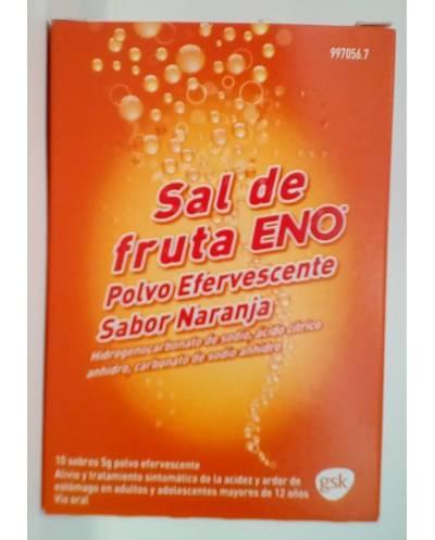 SAL DE FRUTA ENO NARANJA -...