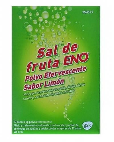 SAL DE FRUTA ENO SABOR...
