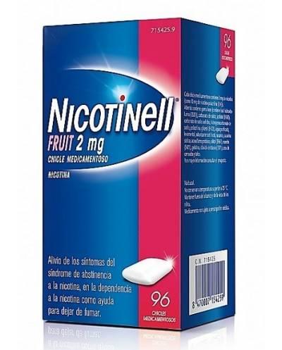 NICOTINELL - FRUIT - 2 MG -...