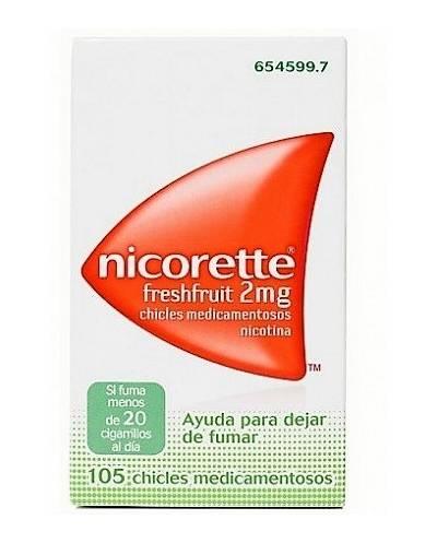 NICORETTE FRESHFRUIT - 2 MG...