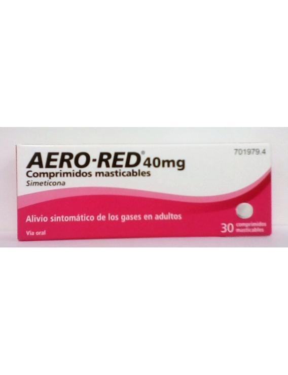 Aero-red - 40 mg - 30 comprimidos masticables