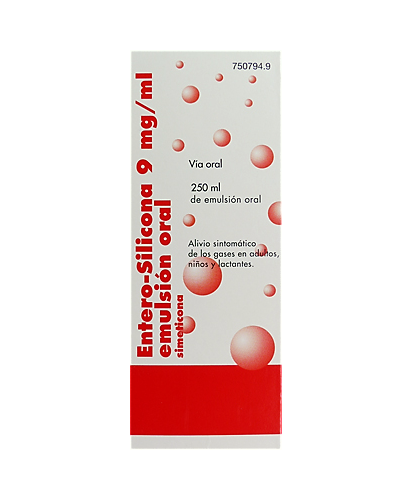 ENTERO-SILICONA - 9 MG/ML -...