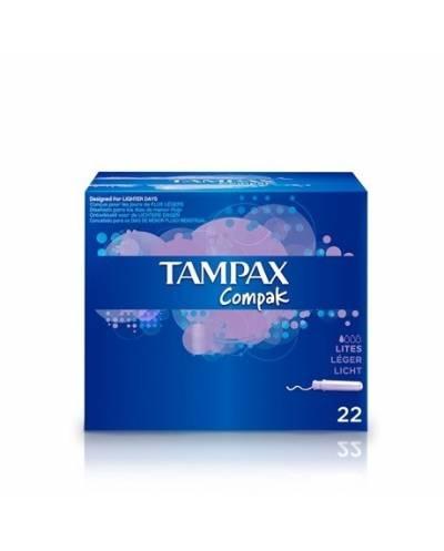 TAMPAX - COMPAK - LITES -...