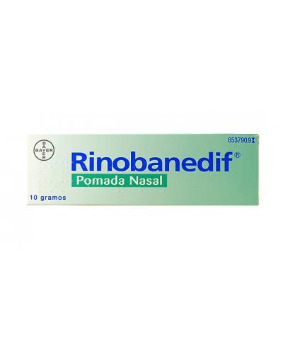 RINOBANEDIF - POMADA NASAL...