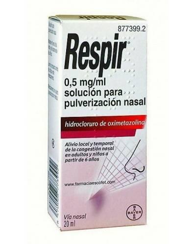 RESPIR - SPRAY NASAL - 20 ML