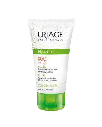 Uriage Hyséac Spf 50+ Fluido 50 Ml