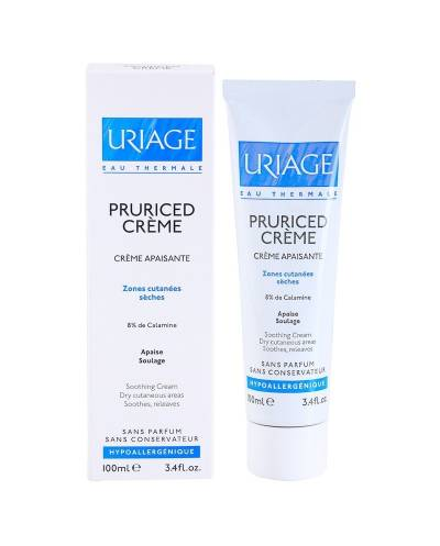 Uriage Pruriced Crema Calmante 100 Ml