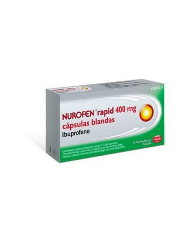 NUROFEN RAPID 400 mg - 10...