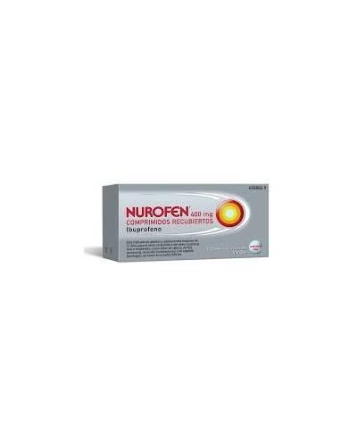 NUROFEN 400 mg -12 COMPRIMIDOS