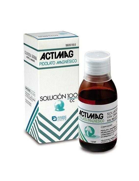Actimag - pidolato magnésico - 100 ml