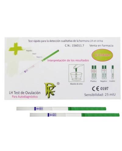 Test de ovulación para autodiagnostico