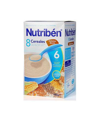 NUTRIBEN 8 CEREALES CON...