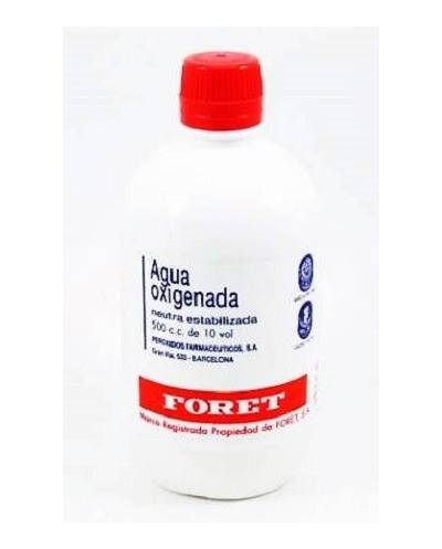 AGUA OXIGENADA - FORET -...