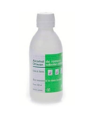 Alcohol de romero orravan - 250 ml