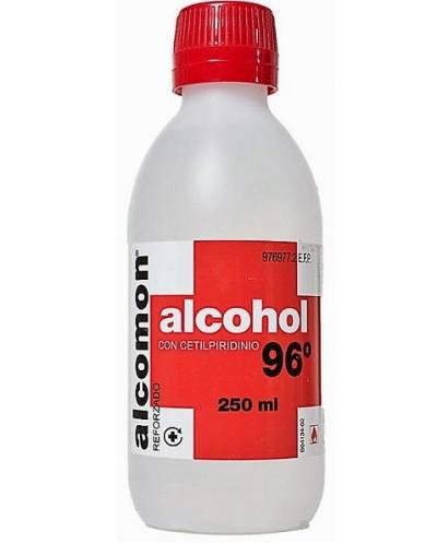 Alcomon reforzado 96 º - 250 ml