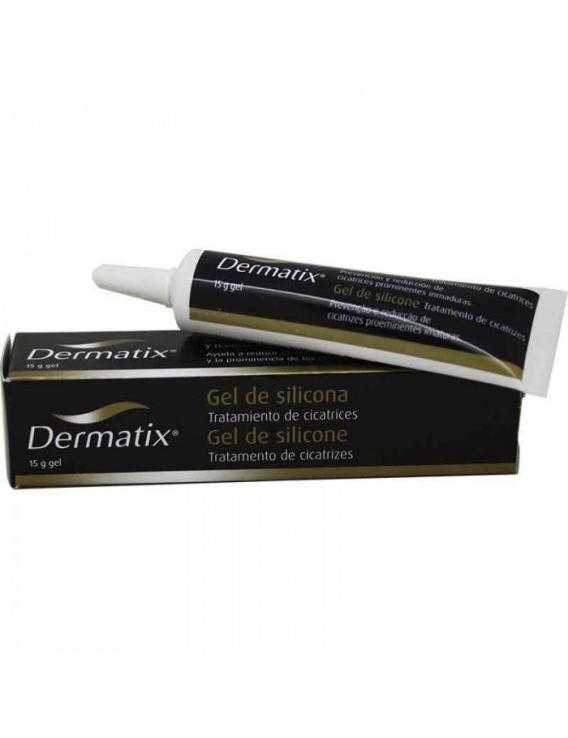 Dermatix 15 G  Gel De Silicona