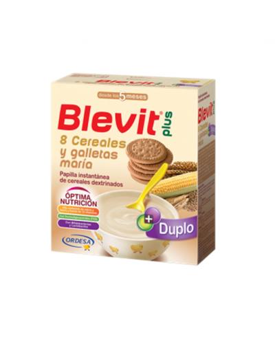 BLEVIT PLUS DUPLO 8...