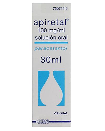 APIRETAL - 100 MG/ML - 30 ML