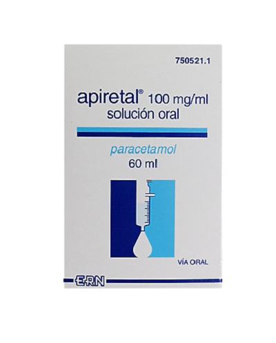 APIRETAL - 100 MG/ML - 60 ML