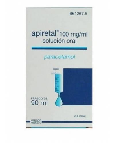 APIRETAL - 100 MG/ML - 90 ML