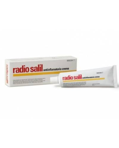 RADIO SALIL CREMA 60 GR.