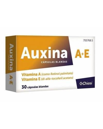 AUXINA A + E - 30 CÁPSULAS...