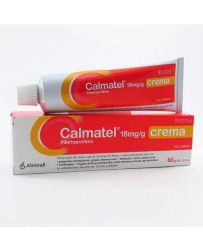 CALMATEL 18MG/G CREMA 60 GR.