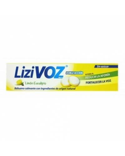 LIZIVOZ - 18 PASTILLAS
