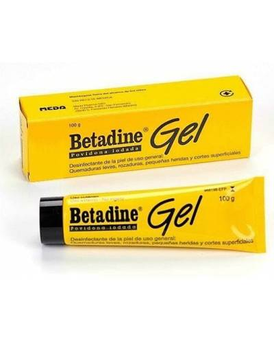 BETADINE GEL - 100 G