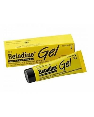 BETADINE GEL - 30 G