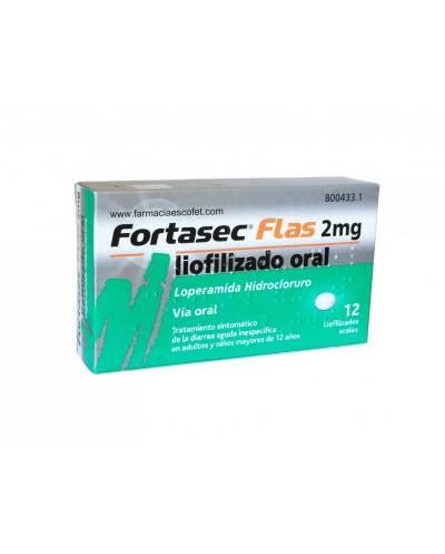 FORTASEC FLAS 2MG   12...