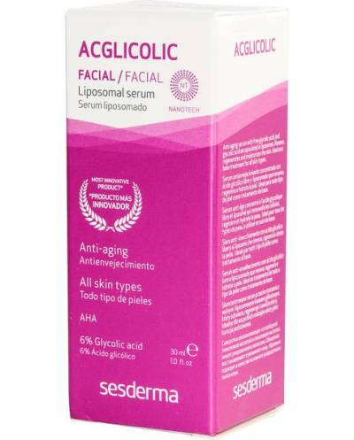 ACGLICOLIC FACIAL SERUM...