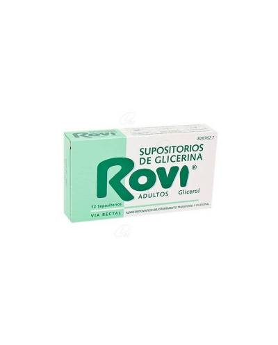 SUPOSITORIOS ROVI DE...