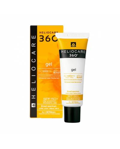 Heliocare 360º gel 50+ 50 ml