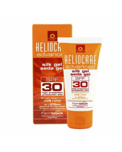 Heliocare silk gel seda gel 50 ml