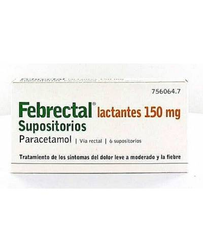 FEBRECTAL LACTANTES - 150...