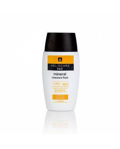 Heliocare 360 mineral toleriance fluid spf 50