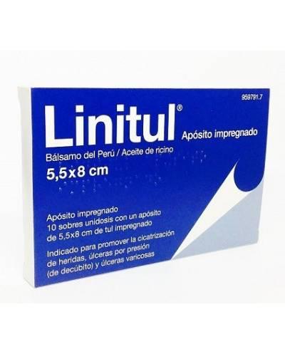 LINITUL - 5.5 X 8 CM - 10...