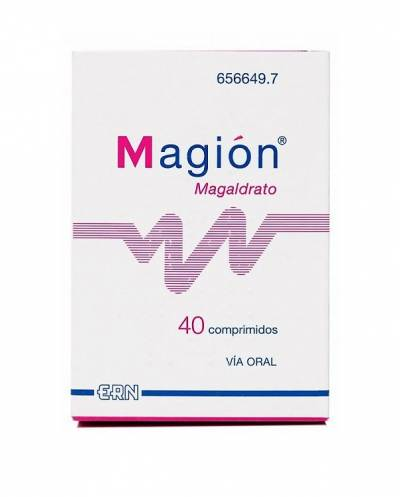 MAGIÓN - 450 MG - 40...