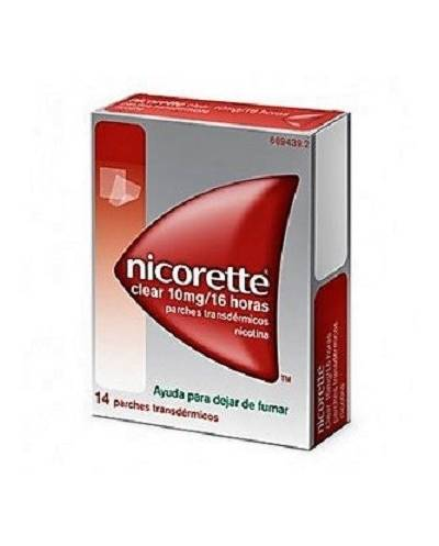 NICORETTE CLEAR 10 MG/16...