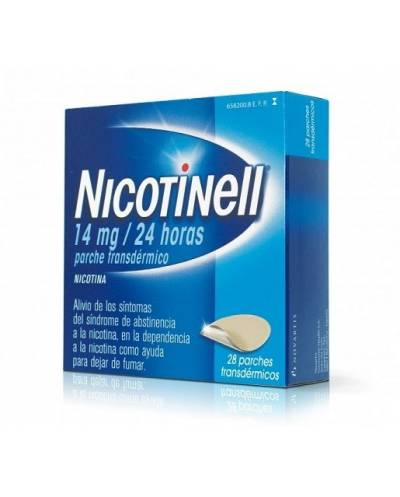 NICOTINELL 14 MG/24 HORAS -...