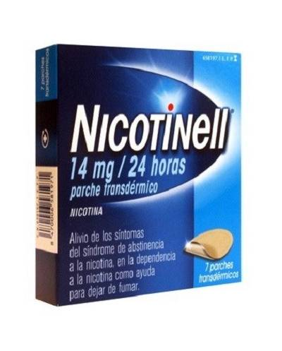 NICOTINELL 14 MG/24 HORAS -...